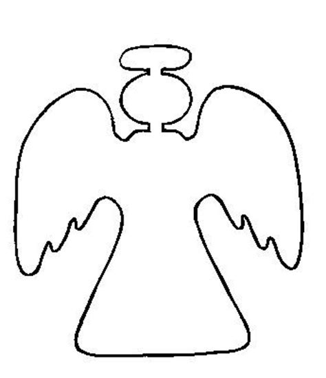 printable templates of angels angel pictures christmas angels and outline images on