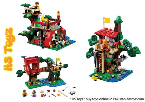 Lego Creator 31053 Treehouse Adventures treehouse adventure lego 31053 hs toys pakistan