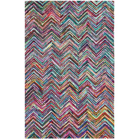 nantucket rugs safavieh nantucket multi 5 ft x 7 ft 6 in area rug nan311a 57 the home depot