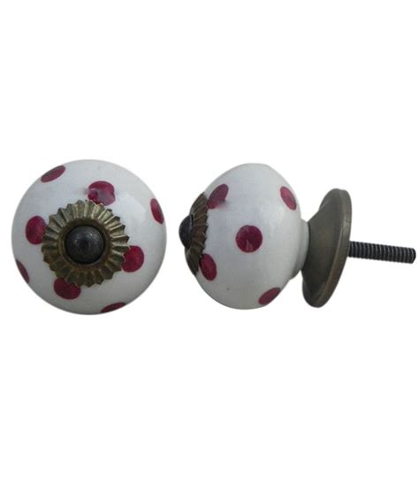 Handmade Door Knobs - buy indianshelf ceramic handmade door handles and knobs