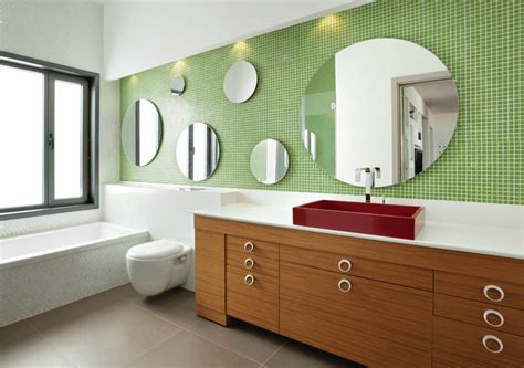 Bathrooms Tiles Designs Ideas by 38 Bathroom Mirror Ideas To Reflect Your Style Freshome