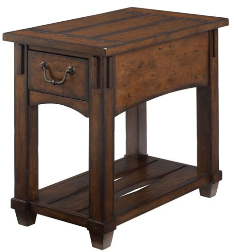Ideas Chairside End Tables Design Tacoma Chairside Table