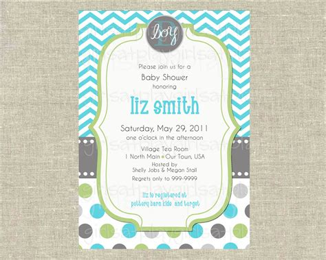 invitation template for baby shower baby boy shower invitations theruntime