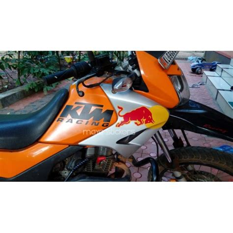 Fahrrad Aufkleber Red Bull by Red Bull Stickers For Bike Fuel Tanks And Cars Pair Of 2