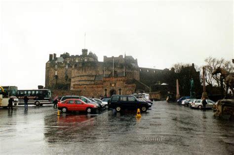edinburgh tattoo car parking edinburgh castle