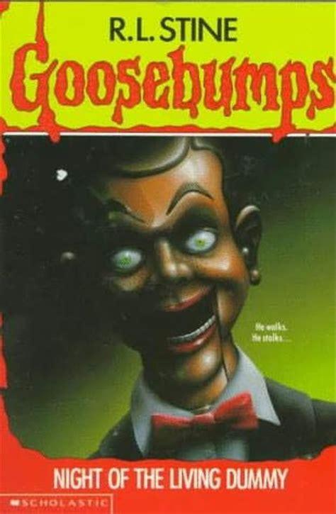 goosebumps rl stine 8 goosebumps books that are now irrelevant thanks to