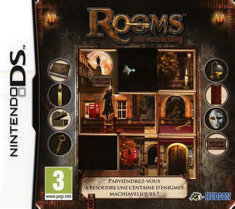 room ds rooms the building nintendo wii ntsc usa dvd releases mecakontua s