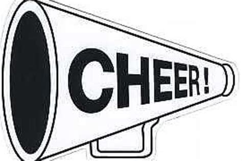 cheer megaphone template free megaphone template coloring pages