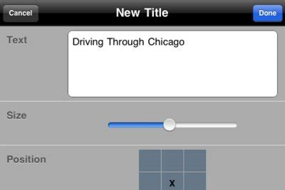 vimeo's new video editing app for iphone rivals imovie