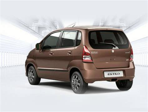 Maruti Suzuki Estilo Price Maruti Zen Estilo In India Features Reviews
