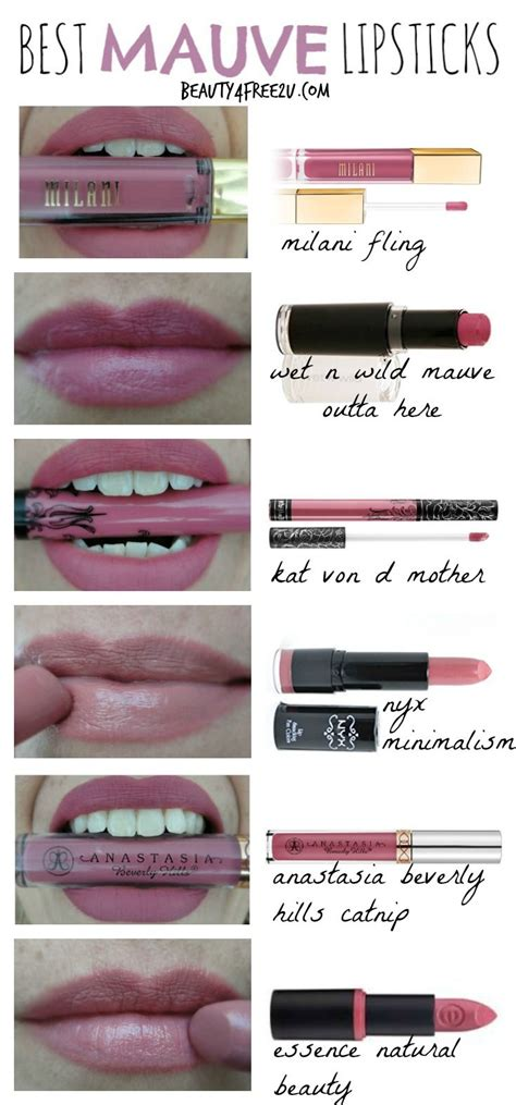best lip color best mauve lipsticks makeup mauve