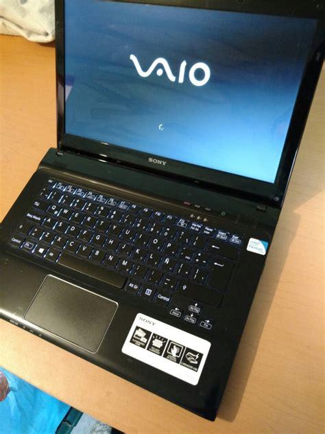 Laptop Sony Ram 4gb laptop sony vaio intel 4gb ram 320gb en disco duro windows 8 3 500 00 en mercado libre