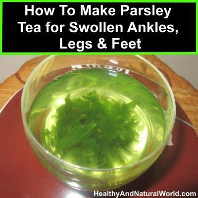 Detox Teas For Edema by This Powerful Tea Is The Best Remedy For Swollen Legs