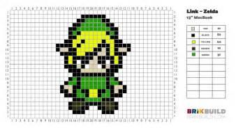 pixel link brik pixel gallery