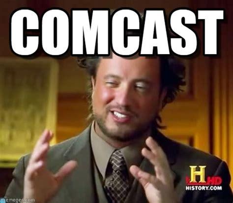 Comcast Meme - comcast ancient aliens meme on memegen