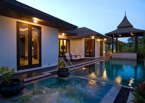 traditional thai architecture elements contemporary tropical villas phuket property hunter