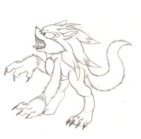 Sonic The Werehog Angry By Sonicwerehoglover124 On Deviantart Sonic The Werehog Coloring Pages