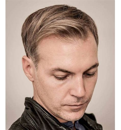 Winter Hairstyles For Receding Hairlines | 50 best images about receding hairline haircuts on