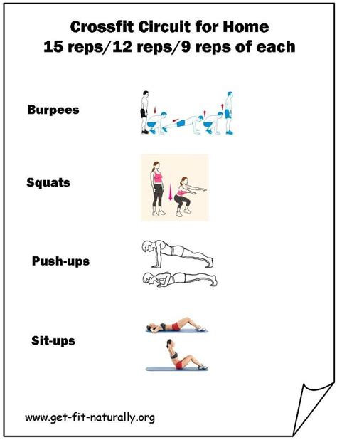 a no equipment need workout get fit naturally