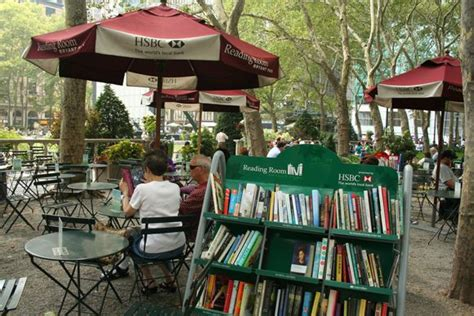 bryant park reading room bryant park reading room outdoor reading rooms spaces