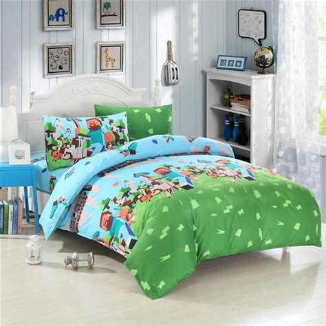 minecraft comforter sets 17 best ideas about minecraft bedding on pinterest
