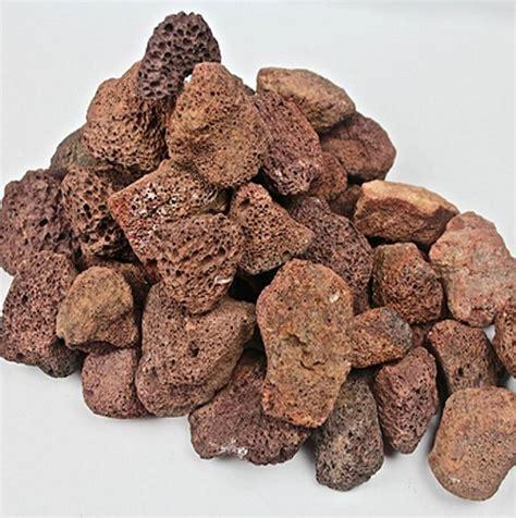 chiminea lava rocks barbecue lava rocks 4kg by black rock grill
