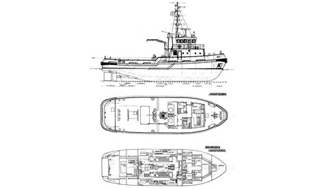 tugboat drawing used multipurpose tugboats for sale in an immaculate