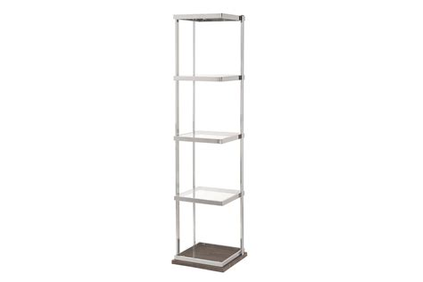 white contemporary bookcase contemporary bookcase with glass shelves 801223