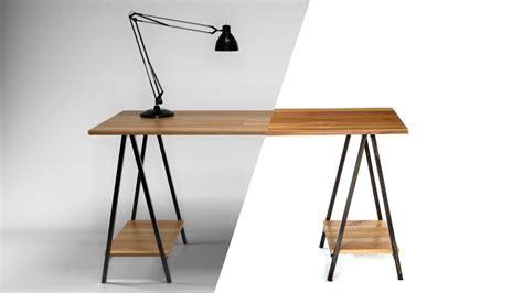 diy sawhorse desk diy folding sawhorse desk detailed narration