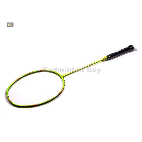 apacs virtuoso light review apacs virtuoso 68 lime green badminton racket 6u