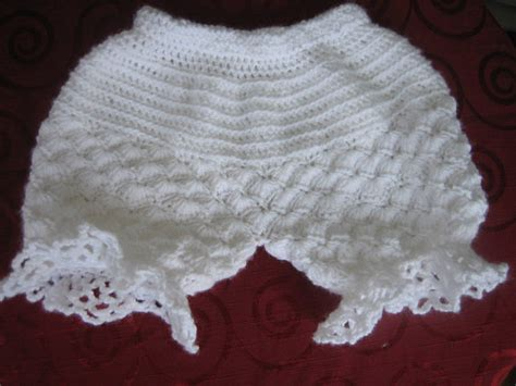 etsy bloomer pattern items similar to crochet pattern victorian baby bloomers