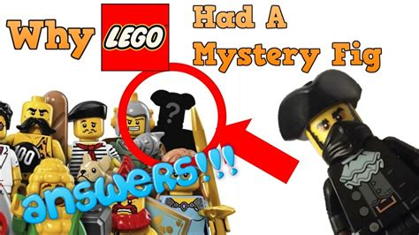 Brick Lego Lego Minifigure Series 17 Highwayman why lego minifigures series 17 had the mystery highwayman