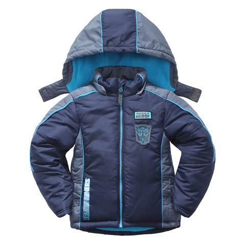 toddler boy jackets polyester children winter jackets for boys winter