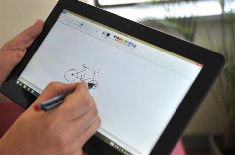 Lenovo Thinkpad Helix Drawing