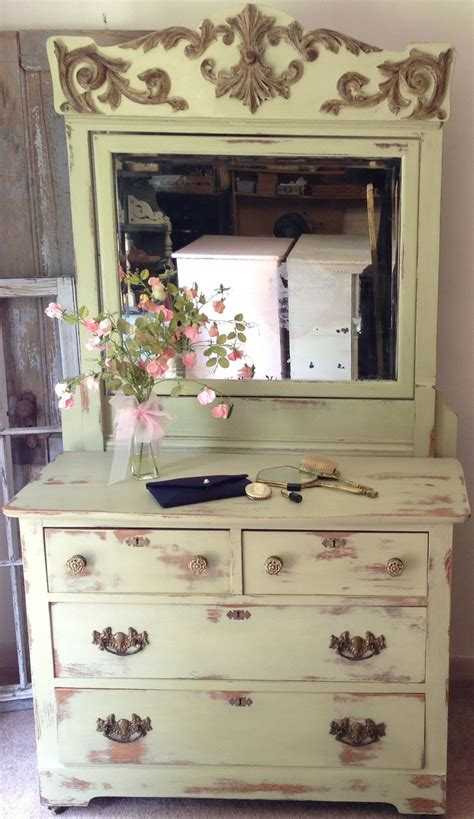 Distressed Painted Furniture Ideas Design Distressed Furniture Oak Dresser Painted Furniture Sold By Vintage Hip Decor Pinterest