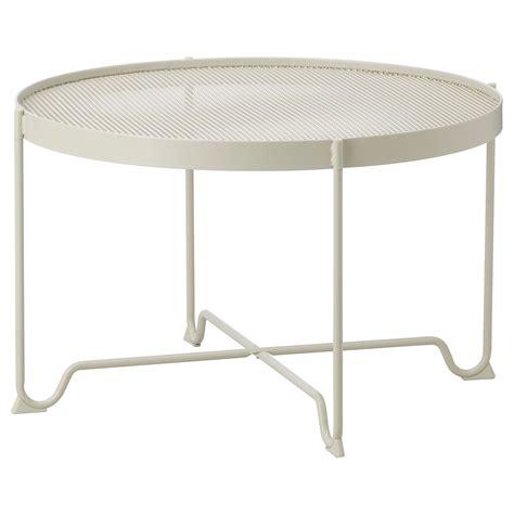Ikea Patio Table Krokholmen Coffee Table Outdoor Beige Ikea