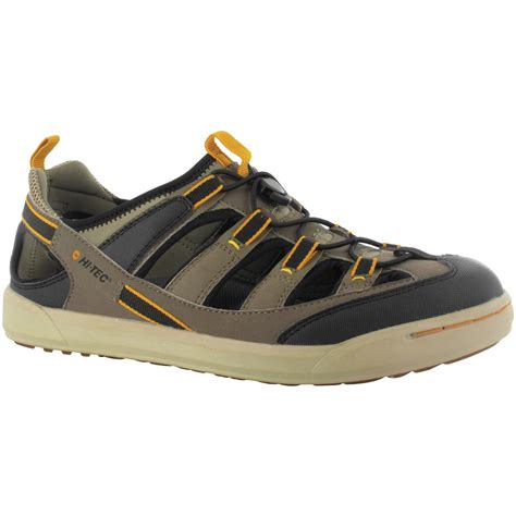 s hi tec 174 nevada breathe trail shoes smokey brown