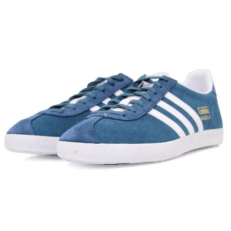 adidas classic shoes new mens adidas gazelle og originals smart casual leather