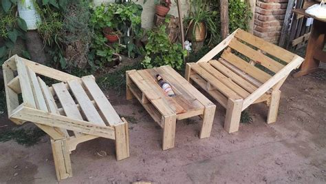 Patio Furniture Wood Pallets Diy Pallet Outdoor Seating Ideas 101 Pallets