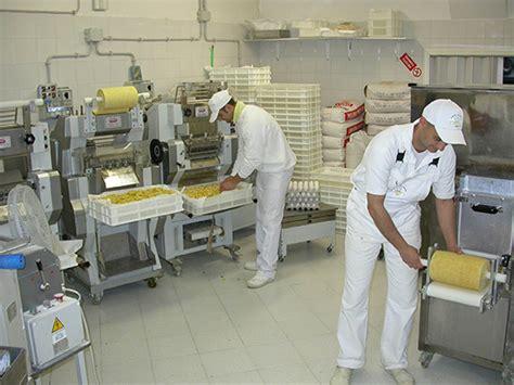forni industriali per alimenti macchine impianti produzione di pasta fresca secca e