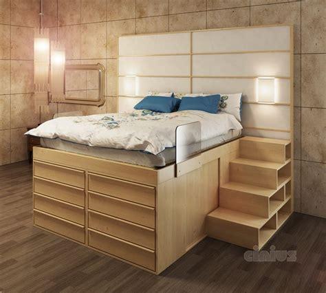 camere da letto salvaspazio oltre 25 fantastiche idee su letti salvaspazio su