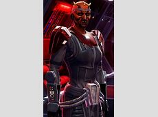 Star Wars the Old Republic - SWTOR - Sample female Zabrak ... Zabrak Jedi And Sith