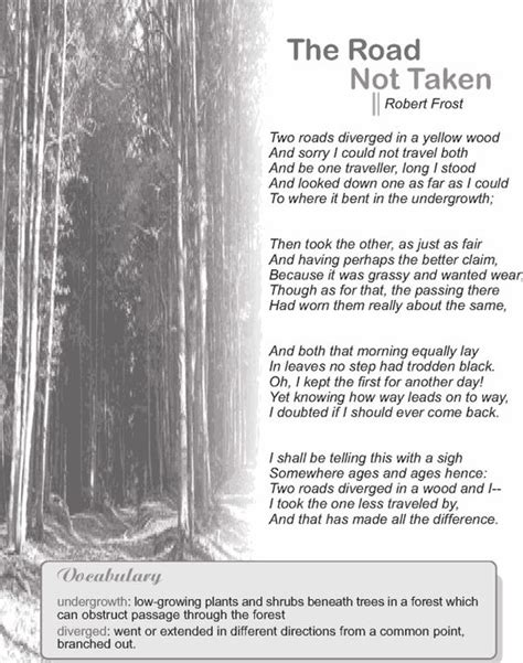 Weiner Reads From The Not Taken And Theres More by My Favorite Poem Grade 9 Reading Lesson 1 Poetry The