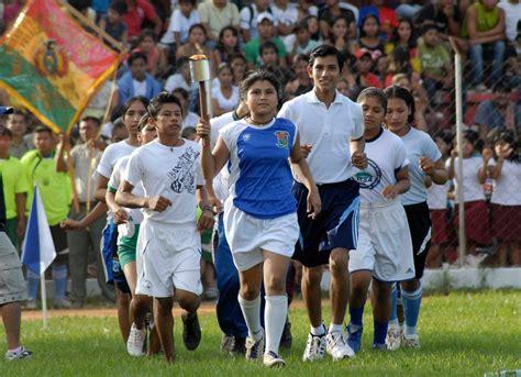 juegos deportivos estudiantiles plurinacionales bolivia arrancan hoy los vii juegos deportivos estudiantiles