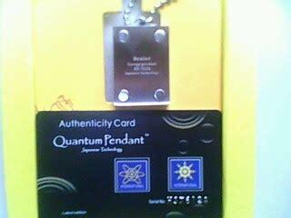 Kalung Guantum Pendant Matahari Rantai produk murah grosir murah barang murah kalung quantum science pendant bio energy harga