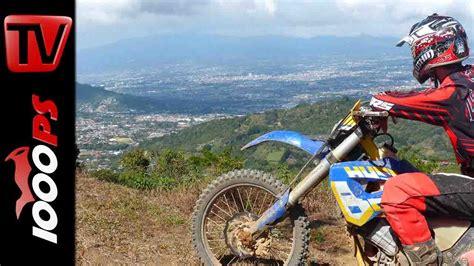 Motorradvermietung Costa Rica by Video Enduro Tour Costa Rica 2013 Fullmotos