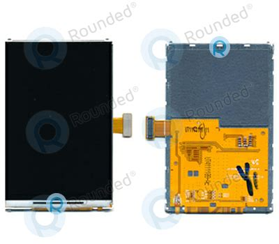 samsung s5380 wave y display lcd, lcd screen spare part