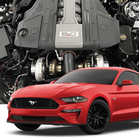 hellion mustang hellion 2018 ford mustang gt turbo system hellion