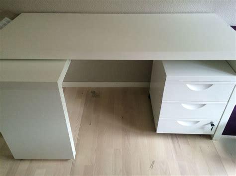 Schreibtisch Malm Ikea