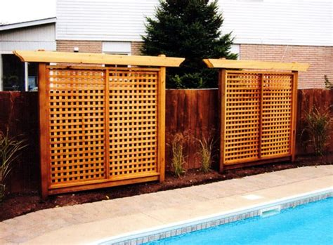 privacy screens for backyards privacy screens burlington oakville mississauga ontario backyard ideas